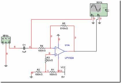 multisim运放输出超过电源电压解决